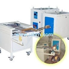 Induction auto feeding machine