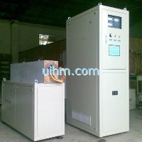 UM-350AB-MF Induction Heating Machine