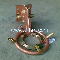 special induction coil for quenching