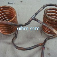 custom-build double induction coil