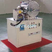 induction melting of vacuum furnace by UM-25AB-MF