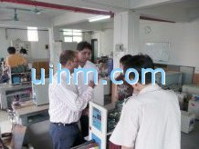 UIHM provide induction heating machines for customers from different countries