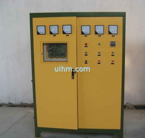 medium frequency KGPS (SCR) induction heating power supply