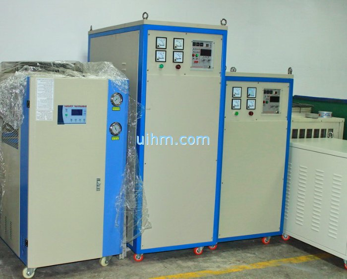 custom-design IGBT induction heating equipment UM-300AB-MF