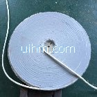 air cooled flexible induction coil for induction cooker (induction heater)