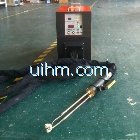 UM-10A-UHF with 5 meters flexible handheld induction coil