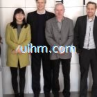 Customers and exihibition of UIHM