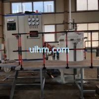 300KW scr induction heater for vacuum melting furnace