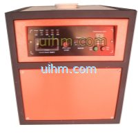 UM-15C-MF induction gold melting machine