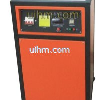 UM-25C-MF induction gold melting machine