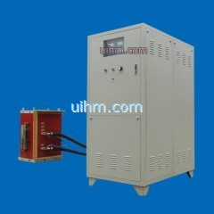 UM-500AB-MF Induction Heating Machine