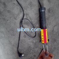 handhel mini induction heater for heating nuts,screw