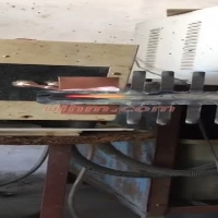induction brazing works