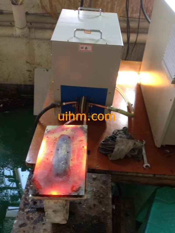flat pancake induction coil for heating steel plate (1)