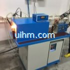 auto feed induction forging system