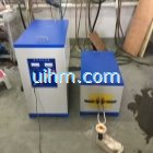 customized RF induction heater for brazing works