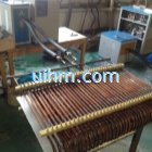 induction coil for heating preservation