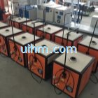 induction gold melting machines in stock