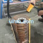 induction heating stator frame