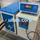 small induction tilting melting furnace with infrared temperature controller