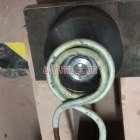 induction brazing SS steel