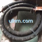 water cooling cables for medium frequency induction melting machine