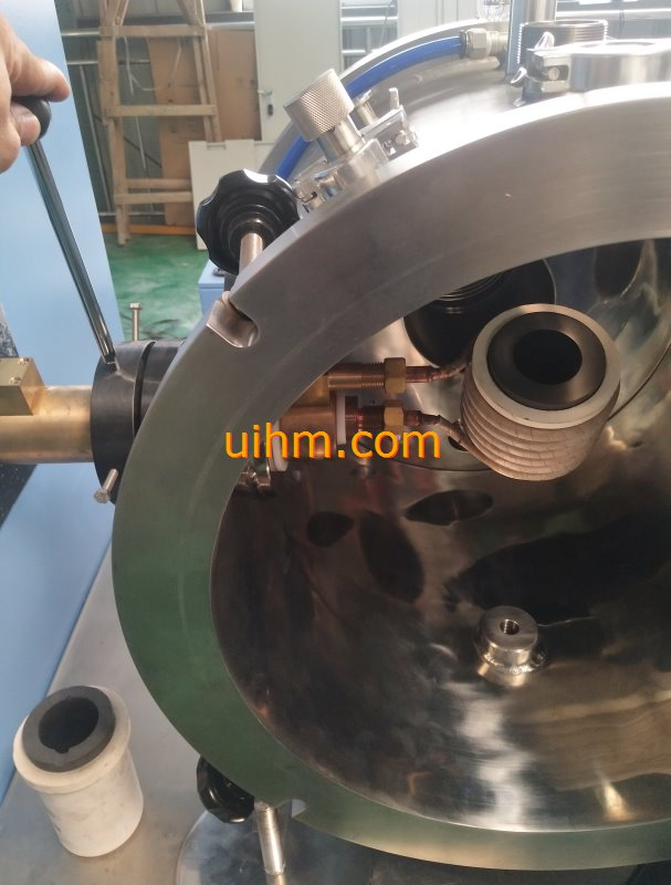 vacuum induction melting machine with casting function_2